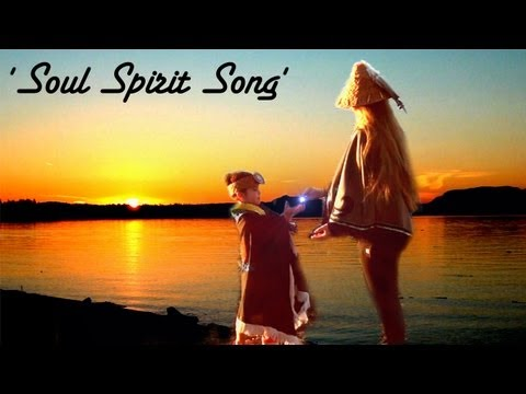 Native American Music ♥ 'soul Spirit Song' ♥ American Indian Spiritual Healing Meditation Music video