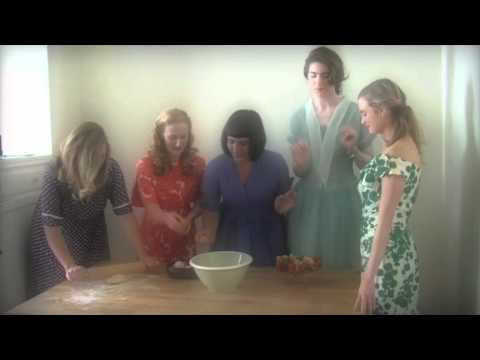 '5 Lesbians Eating A Quiche' June 15th - July 21st video