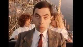 Mr Bean   en la Montaña rusa