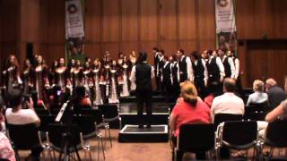 Boğaziçi Jazz Choir - Entarisi Ala Benziyor (arr. Muammer Sun), World Choir Championships