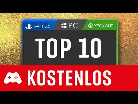 TOP 10 ► Die besten kostenlosen Spiele für PS4 Xbox One & PC multi-platform Free2Play
