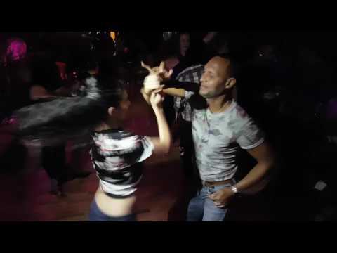Jason Molina y Tanya Yvonne - Salsa Social
