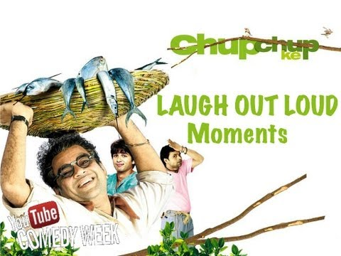 Comedy Week I Chup Chup Ke I Hilarious Compilation video