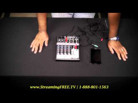 How To Set Up Live Phone Calls On Your Radio Station