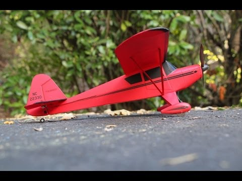 Ares Taylorcraft 130: Full review including flight