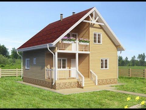 Смета на проект ДБП 128 дом из профилированного бруса на 128 м2 под ключ за 2,8 млн рублей
