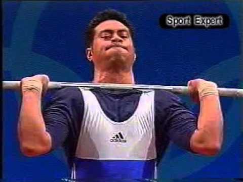 Men 85 kg B Weightlifting - Olympic Games Sydney 2000 - by GENADI - Sport Expert