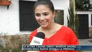 ... Caleña Greisy Rendón Ahora Estará En La Nueva Novela La Prepago
