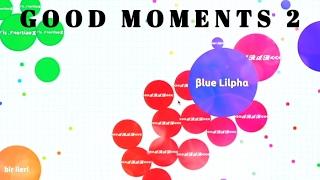 Agar.io - Team Mode: Good Moments #2