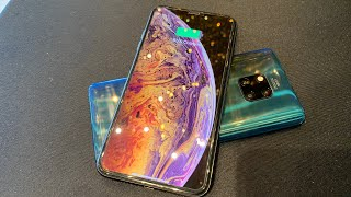 Huawei Mate 20 Pro Hands-On: It Can Charge Other Phones!