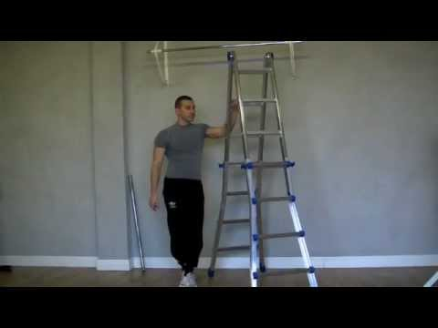 Personal trainer 5 come fare le trazioni in casa senza una sbarra youtube - Fare il cappotto interno alla casa ...