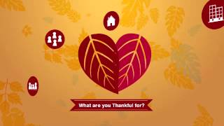 Praise the Lord Thanksgiving Video