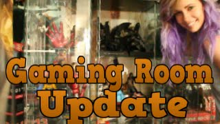 Room Tour Update - Collectables & Games