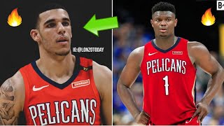How Lonzo Ball Fits With the New Orleans Pelicans! | Los Angeles Lakers Trade Him For Anthony Davis!