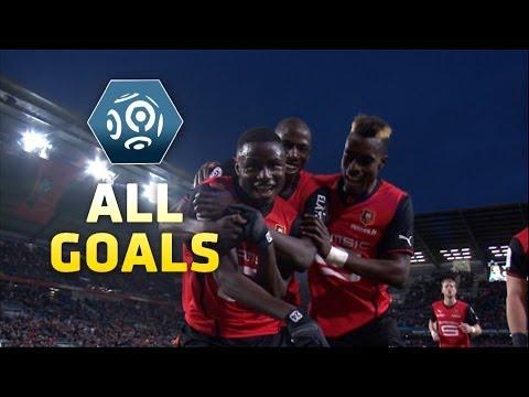 Ligue 1 - Week 35 : Goals compilation - 2013/2014