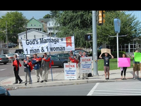 Does Same-sex marriage Lead To Bestiality? video