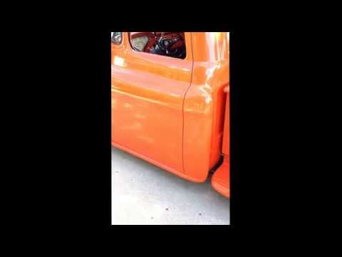 1956 Chevy Pickup For Sale