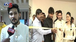 Vijay Devarakonda Launches Raamz Flagship Store In Hyderabad