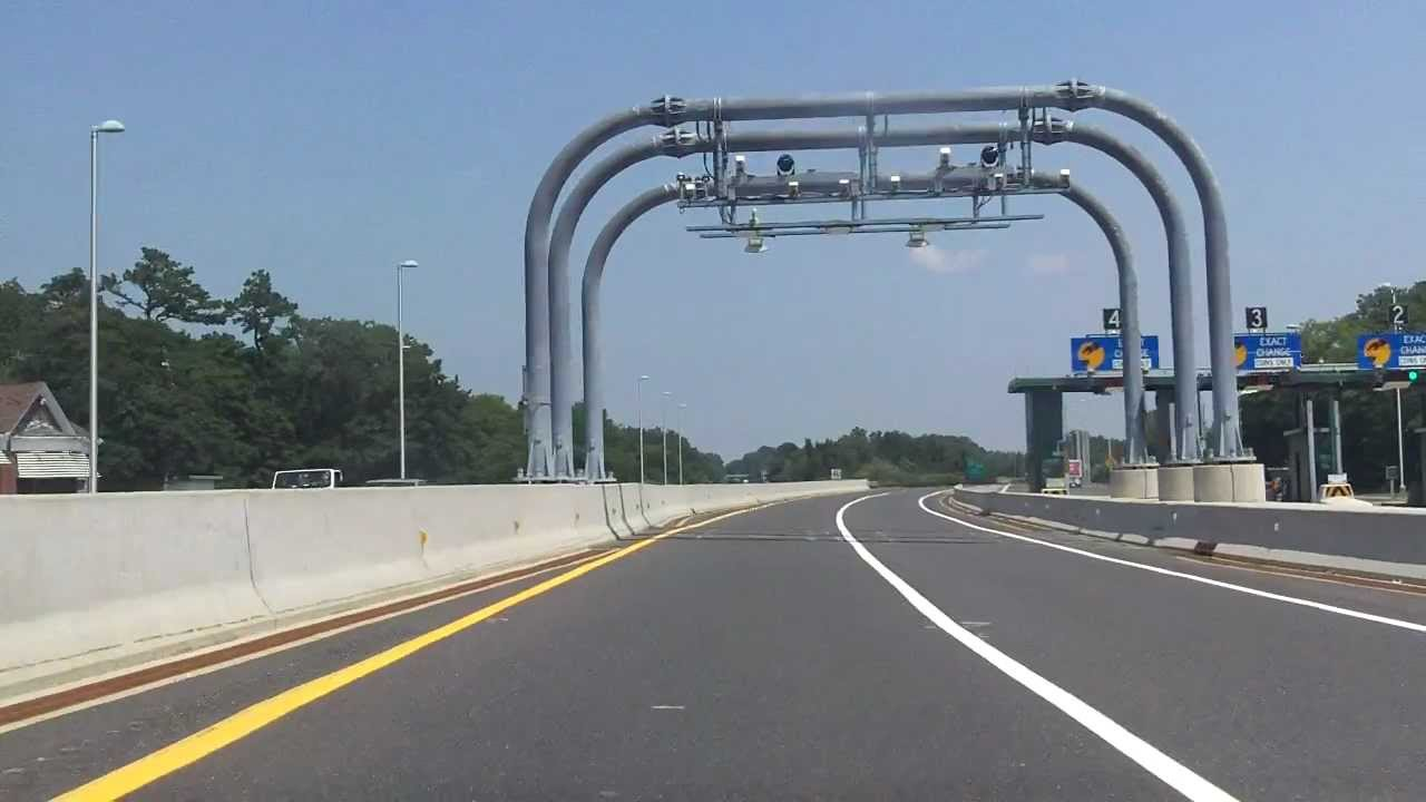 Garden State Parkway Exits 17 To 25 Northbound Youtube