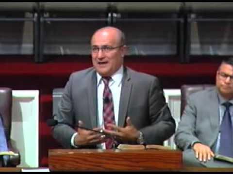 Las Areas donde Satanas ataca al Cristiano-Pastor Luis Ramos 4/13/16