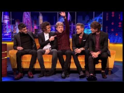 One Direction en The Jonathan Ross Show 2013 Subtitulos en español