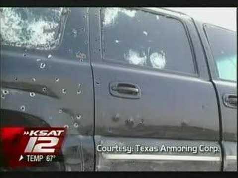 Bulletproof Toyota Tundra