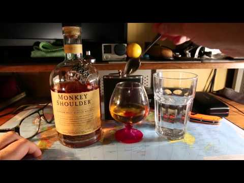 MONKEY SHOULDER  Blended Malt Scotch Whisky Купажированный солодовый Шотландский виски