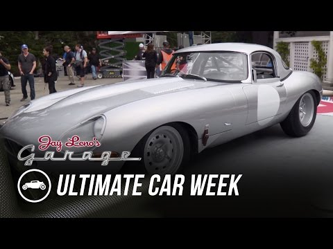 Jay Leno's Garage: The Ultimate Car Week - Jay Leno's Garage