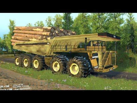 Gigante Dump 10x10 Offroad
