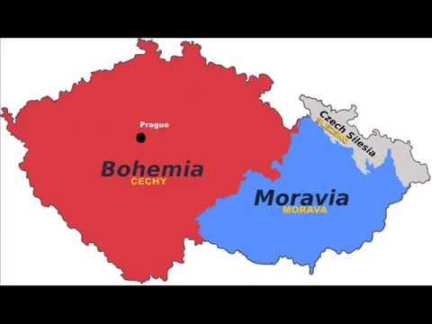 Czechoslovakia, Czech Republic or Czechia...?
