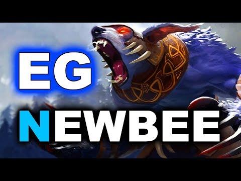 EG vs NEWBEE - NEXT LVL OWNAGE - ESL KATOWICE MAJOR DOTA 2