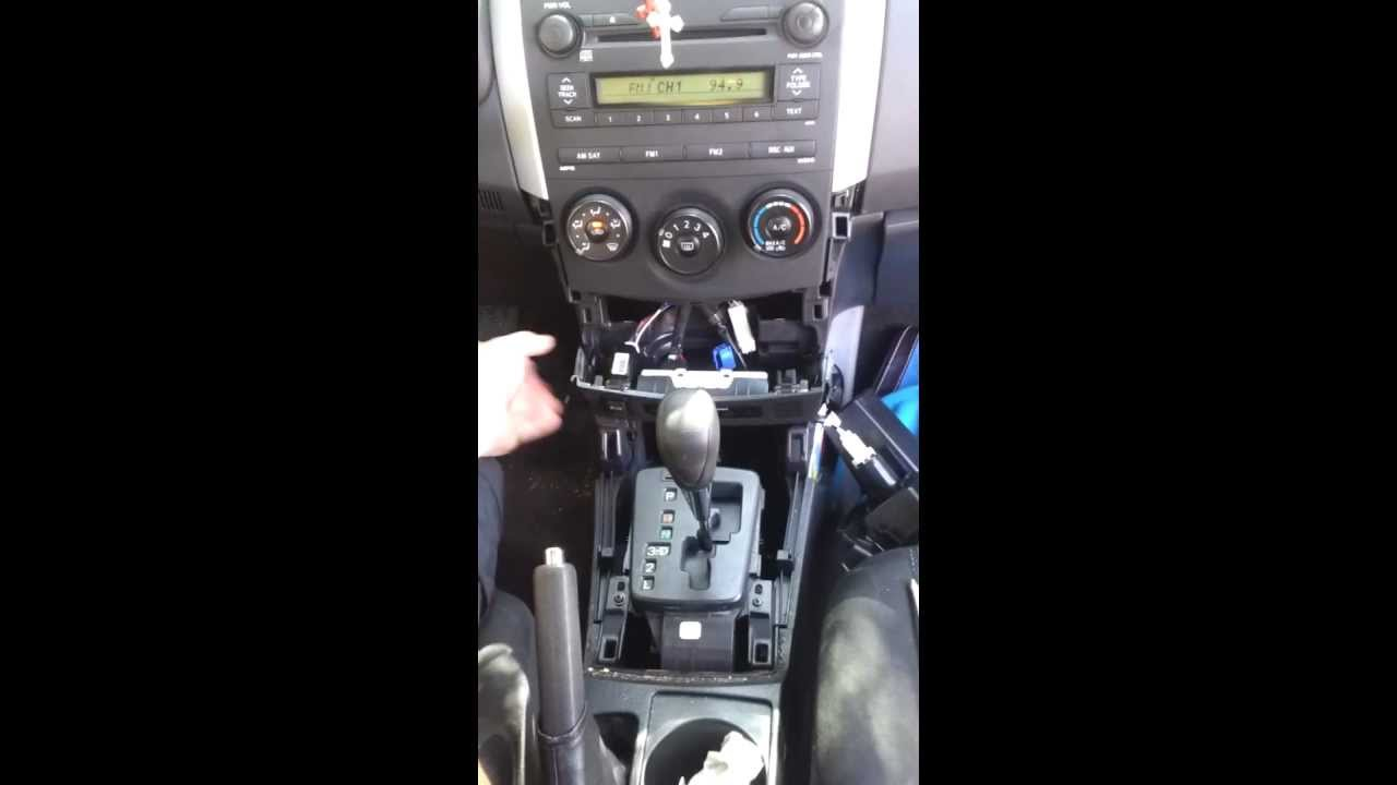 How To Fix Audio Jack On A Car Aux Jack With A Spoon