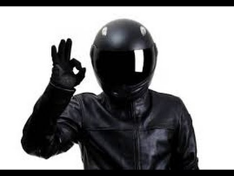 Why YOU should wear a Motorcycle HELMET!