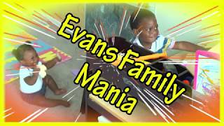Evans Family Mania Episode 5 (4k)