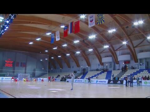 Товарищеский матч. Россия - Сербия. 2 матч