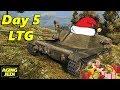 Day 5 Winner: LTG - Skill or Luck? Why not Both! World of Tanks