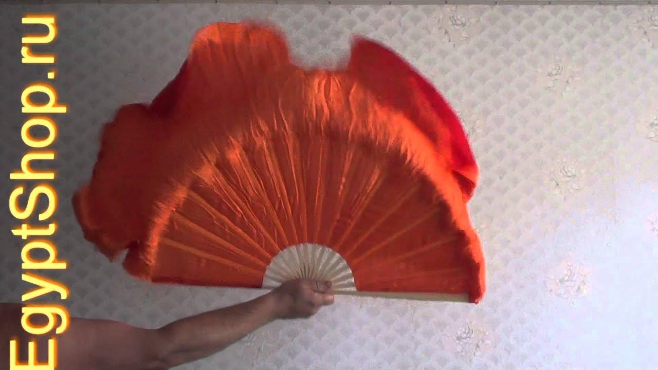 Из чего сделать китайский веер своими руками