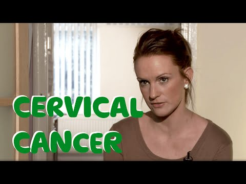 Living with cervical cancer - Nicola's story