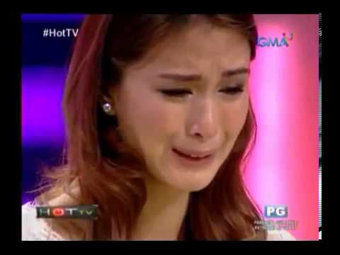 (Full Interview) Emotional Heart Evangelista on Hot TV - March 24, 2013