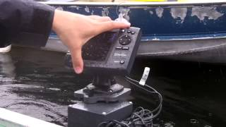 The Latest & Greatest Magnetic Transducer Mount from Fish Finder Mounts .com
