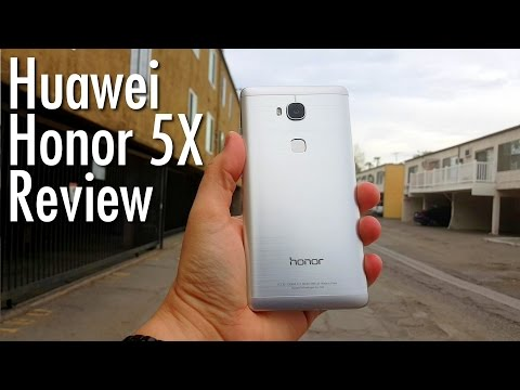 Huawei Honor 5X review: affordable and fashionable
