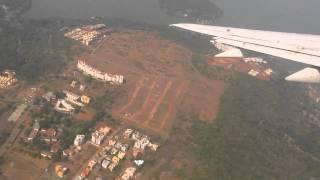 Takeoff. Flight N41599 (Goa (GOI) - Kemerovo (KEJ)), Boeing 757-231 (VQ-BTO)