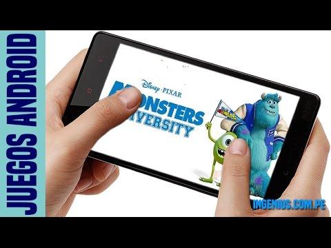 Descargar MONSTER inc. University.apk    Juegos Android Gratis   Tablet  Celular