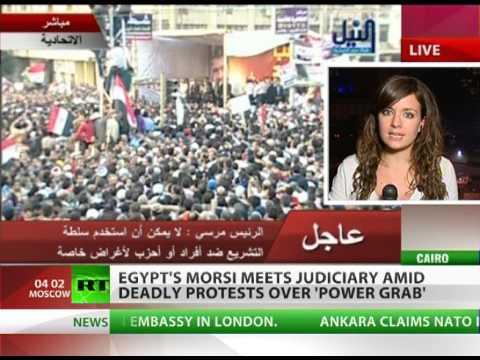 Egypt on edge of new turmoil as Islamists 'fill post-Mubarak vacuum'