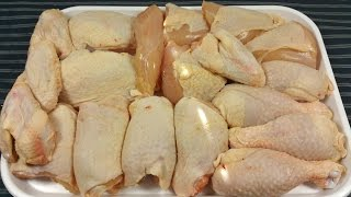 How To Cut Up A Whole Chicken. TheScottReaProject.