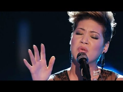 Tessanne Chin Leads TOP 5 Performance Night - The Voice Season 5