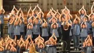 Cantaré Children's Choir Calgary: We Raise Up Our Voices