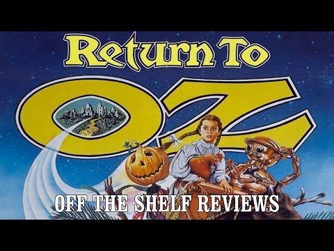 Return to Oz Review - Off The Shelf Reviews