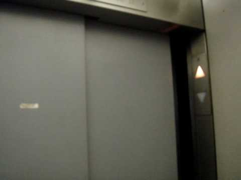 Otis Traction elevator @ Bank of America Tower Lynchburg VA