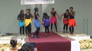 """Agidigba"" / ""I sing"" Dance Ministration"